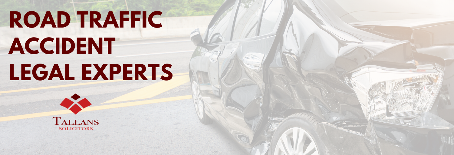 Road Traffic Accident Legal Experts - Talk to Tallans Today