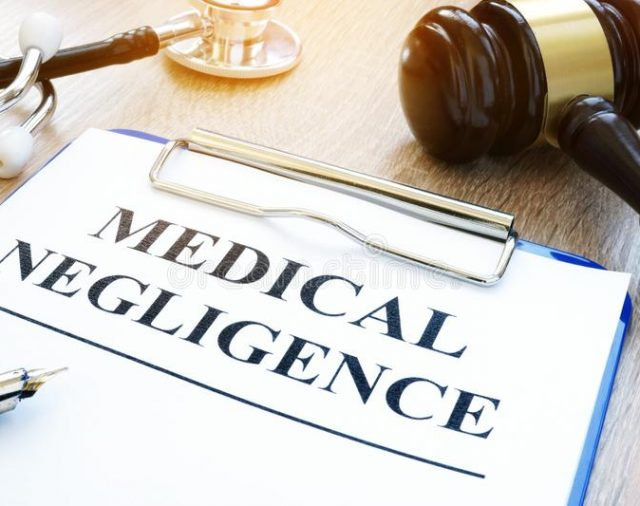 How To Make A Medical Negligence Claim?